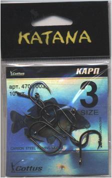 katana рыбалка