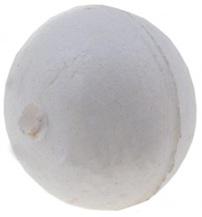 Поплавок Шарик полистирол, D-30мм, отверстие 3мм, плавучесть 10-12г, 1000 шт.