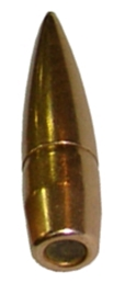 Пуля Техккрим 8х57IS FMJ биметалл 12,8 г, 25 шт.