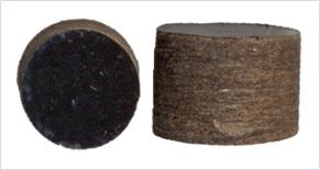 Пыж Diana ДВП 8 мм, 16 калибр