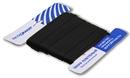 Шнур плетеный Стандарт длина 20 м, на карточке, диаметр 3,1 мм, черный