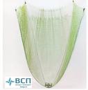 Зонт малявочник 4-х лапый Кошик, капроновый ячейка 8 мм, зеленый, размер 1 х1 м