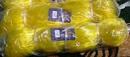 Сетеполотно PELICAN леска 0,30 мм, h-75 ячей (9,7м), L-150м, желтое, ячея - 65 мм