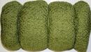 Дель узловая капроновая 93,5текс*3 (0,8мм), h-250 ячей (6м), L-80 м, мешок 20,6кг, зеленая, ячея 12 мм.