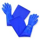 "Перчатки летние ""Fisherman"" с РУКАВОМ модель 9014 sleeve из ПВХ, длина 67 см, размер - L"