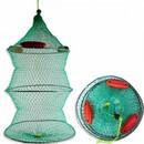 1-501-40. Садок плавающий поплавковый, диаметр 40 см.