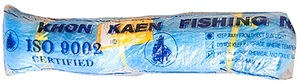 Сетеполотно FISHING NET леска 0,20 мм, высота 50 ячей (3м), длина 180 м, ячея 30 мм.