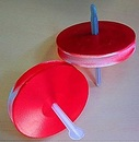 Кружок рыболовный диаметр - 125 мм