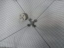 Зонт-Хапуга капроновый Зима-Лето, 1,5х1,5 м, ячея косынки - 16 мм, ячея полотна - 16 мм.