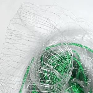 Сетка для подъемника 1,0 х 1,0 м, леска 0,20 мм, ячея 35 мм.