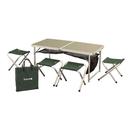 Набор складной мебели FTFS-1 цвет Зеленый