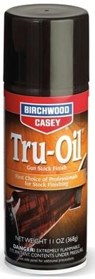 Покрытие и пропитка для ложи Birchwood Tru-Oil, аэрозоль 325 мл.
