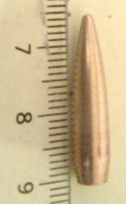 Пуля БПЗ калибр 5,45х39 FMJ биметалл 3,86 гр, 50 шт.