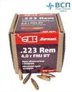 Пуля БПЗ оболочечная с конусом латунь FMJ 3.56 гр, калибр .223 Rem, 50 шт.