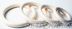 Поплавок для сетей Кольцо, диаметр 90 мм, плавучесть 30 гр., 1 шт.
