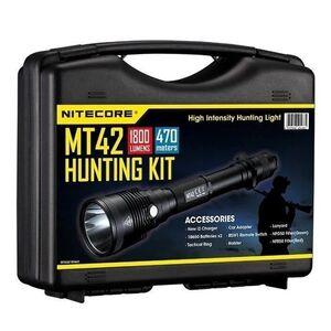 Комплект охотничий в кейсе Nitecore MT42 Hunting Kit