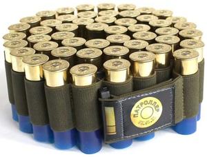 Патроллер, эластичный патронташ - бандольера на 51 патрон, 20 калибр