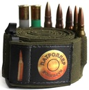 14-24-1. Патроллер, эластичный патронташ - бандольера на 100 патронов, для нарезного оружия