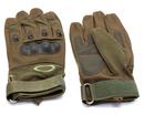 Перчатки тактические Oval Хаки, размер L, XL, XXL