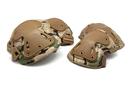 Комплект защиты Стикхант (Наколенники и налокотники) Койот камуфлированый