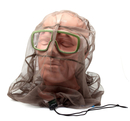 Накомарник очки Очкимарник прозрачные линзы 96%