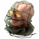 Накомарник клипон на очки Очкимарник Polarized поляризационные линзы желтые 89%