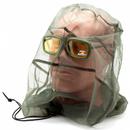 Накомарник очки Очкимарник Polarized поляризационные линзы в металлической оправе желтые 89%
