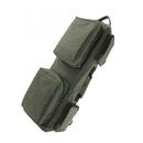 Сумка-чехол тактическая SILOVIKI 65 для скрытого ношения оружия, цвет олива