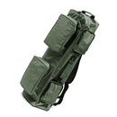 Сумка-чехол тактическая SILOVIKI 75 для скрытого ношения оружия, цвет олива