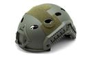 Шлем-каска тактическая вентилируемый nHelmet NH 01102, цвет мультикам