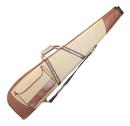 Чехол для оружия Люкс Бежевый с оптикой, длиной 130 см.