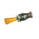Манок на Утку SchoolHunter Одержимость Elite двухязычковый акрил/поликарбонат, плазма/оранжевый (SH-125a)