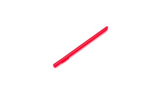 Оптоволокно для мушек сменное HiViz серий M и S, диаметр - 3,43 мм, Красное