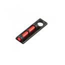 Мушка оптоволоконная универсальная HiViz FL2005-R Flame Sight, Красная