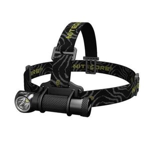 Фонарь светодиодный Nitecore HC30 черный