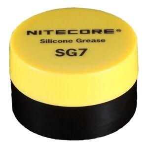 Смазка силиконовая для фонаря Nitecore SG7