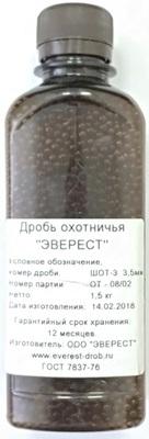 Дробь № 00 Эверест 1,5 кг.
