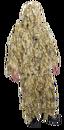 Костюм маскировочный Шегги С / трикотажная сетка / сухой камыш