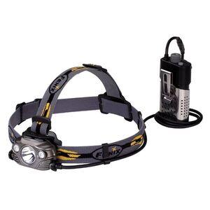 Фонарь светодиодный Fenix HP30R черный