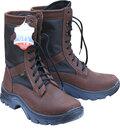 Ботинки «Охрана-Легионер» нубук (черные)