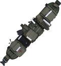 Пояс тактический МОЛЛЕ 5-ти рядный в комплекте, размер 46-52