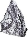 Рюкзак одноплечевой на 20 л, Белый лес