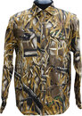 Рубашка рыбака-охотника Фазан камыш