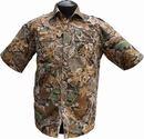 Рубашка с коротким рукавом Дубок