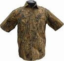 Рубашка с коротким рукавом  Лес