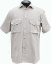 Рубашка с коротким рукавом Сафари