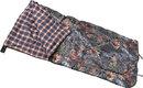 39-960. Спальный мешок одеяло без подголовника, синтепон - 0,8 на 1,8 м.