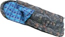 39-961. Спальный мешок одеяло с подголовником и вшитым термоизоляционным ковриком - 0,8 на 1,8 м.