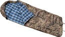 39-962. Спальный мешок одеяло с капюшоном, синтепон - 0,8 на 1,8 м.