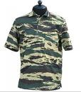 Рубашка ХСН с коротким рукавом, Камуфляж (арт. 9951)